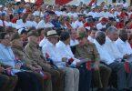 Conmemoracion del dia nacional de rebeldia