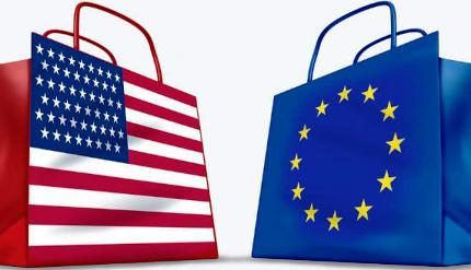 Estados Unidos y Union Europea