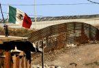 Frontera entre Estados Unidos y Mexico