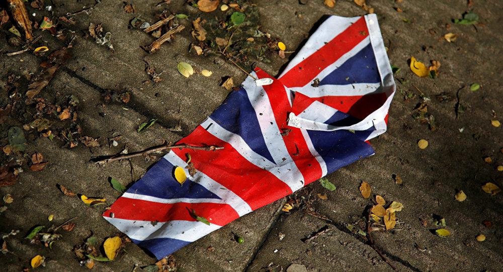 La Bandera de Reino Unido
