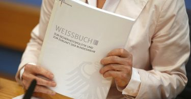 Libro blanco de defensa de Alemania