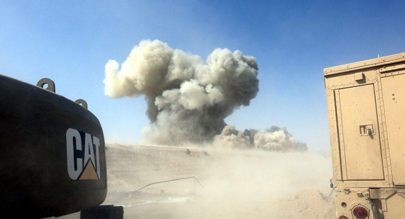 Lucha contra el Daesh en Irak