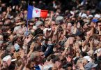 Minuto de silencio en Paris en memoria de las victimas de Niza