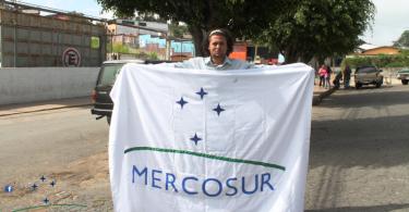 Bandera del Mercosur
