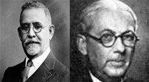 Horacio Vasquez y Charles Dewes