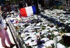 Memorial a los muertos del atentado de Niza