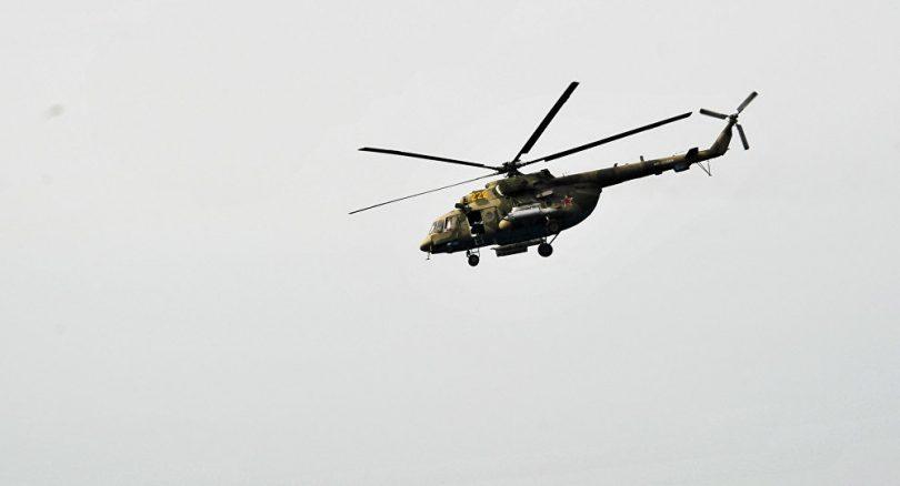 Mi-8 ruso