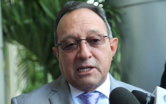 Image result for Ministro de Medio Ambiente, Angel Estevez